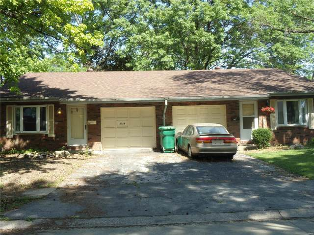 3134 Yale, Granite City, IL 62040 (#21034845) :: Parson Realty Group