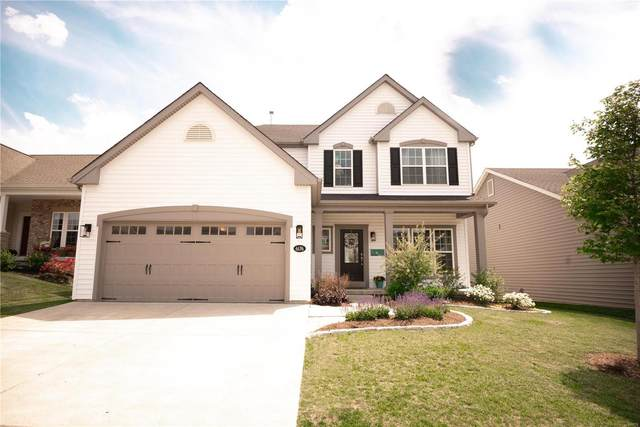 6176 Mackenzie Valley, St Louis, MO 63123 (#21034857) :: Clarity Street Realty