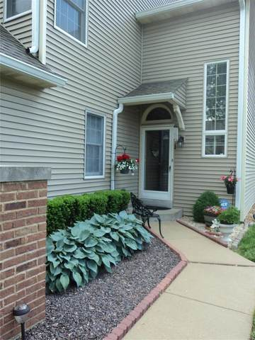 1746 Blue Oak Drive, Chesterfield, MO 63017 (#21034992) :: Parson Realty Group