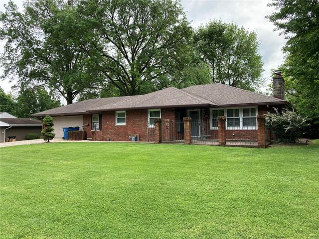 1706 Waverly, Collinsville, IL 62234 (#21035017) :: Parson Realty Group