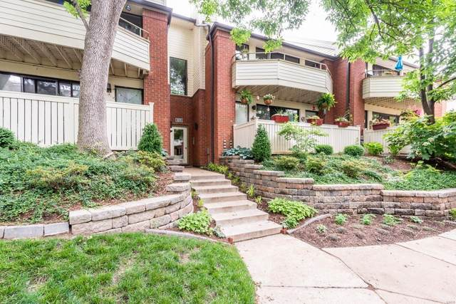5575 Waterman Boulevard C, St Louis, MO 63112 (#21035024) :: The Becky O'Neill Power Home Selling Team