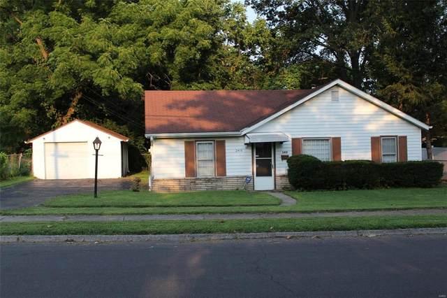 2410 Hood Avenue, St Louis, MO 63114 (#21035055) :: Krista Hartmann Home Team