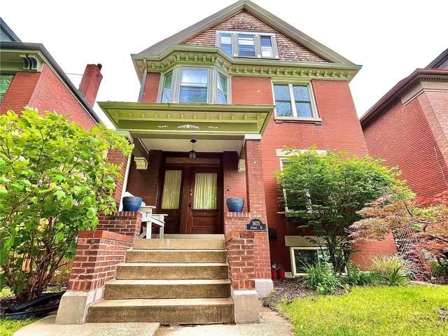 3625 Juniata, St Louis, MO 63116 (#21035056) :: Parson Realty Group