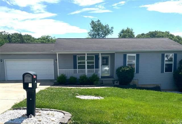 618 Eagle Ridge Drive, Union, MO 63084 (#21035080) :: The Becky O'Neill Power Home Selling Team