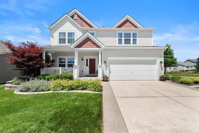 1819 English Oak Drive, Lake St Louis, MO 63367 (#21035100) :: Jeremy Schneider Real Estate