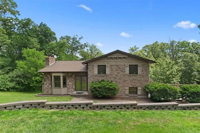 102 Park Lawn Estates, Fenton, MO 63026 (#21035110) :: The Becky O'Neill Power Home Selling Team
