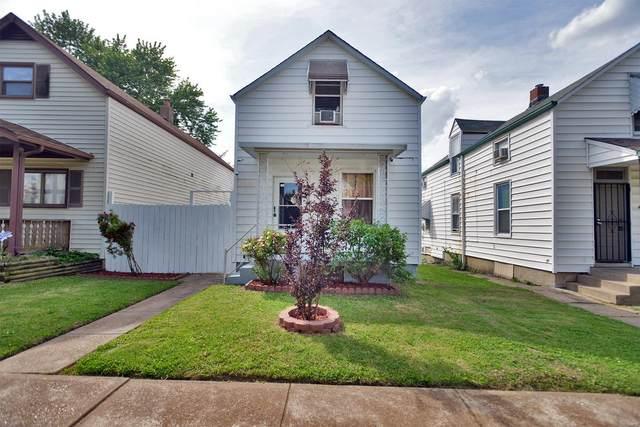 4615 Varrelmann Avenue, St Louis, MO 63116 (#21035111) :: Krista Hartmann Home Team