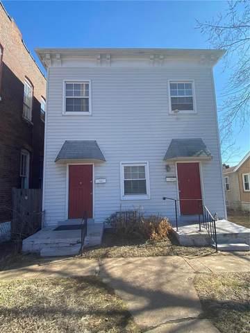 7112 Pennsylvania Avenue, St Louis, MO 63111 (#21035134) :: Krista Hartmann Home Team