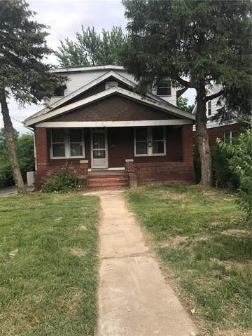 8822 Cozens Avenue, St Louis, MO 63136 (#21035165) :: Realty Executives, Fort Leonard Wood LLC