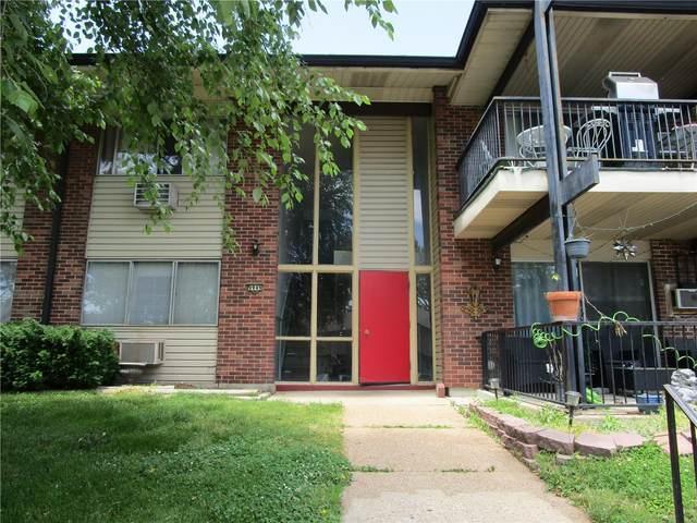 9949 Bunker Hill Drive B, St Louis, MO 63123 (#21035194) :: Realty Executives, Fort Leonard Wood LLC