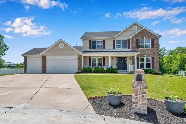 7718 Callie Court, Dardenne Prairie, MO 63368 (#21035208) :: Kelly Hager Group   TdD Premier Real Estate