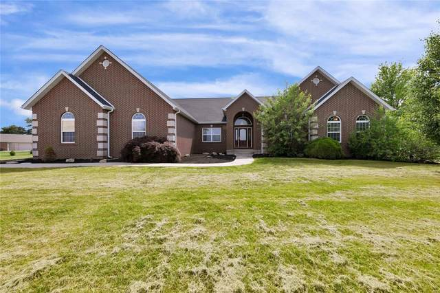 125 Blue Bell Lane, Highland, IL 62249 (#21035212) :: Parson Realty Group