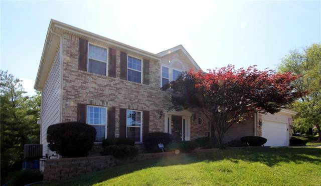 11482 Daykin Drive, St Louis, MO 63146 (#21035235) :: Parson Realty Group