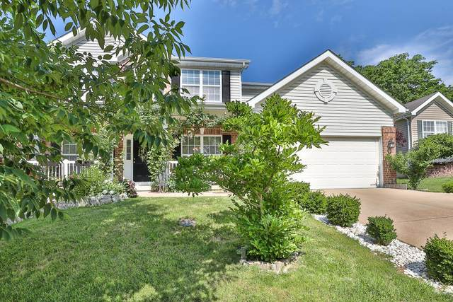 4419 Worthington Place Drive, St Louis, MO 63129 (#21035252) :: Parson Realty Group