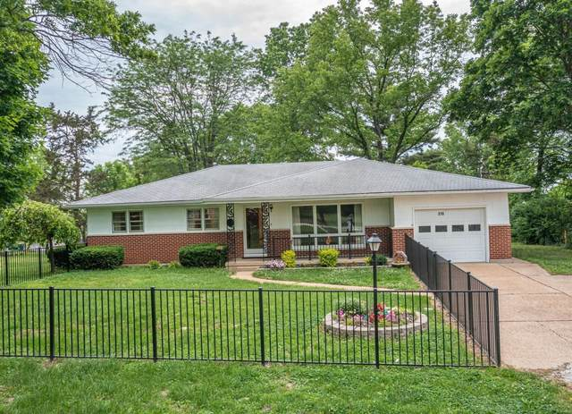 215 Porterford Road, Union, MO 63084 (#21035257) :: Parson Realty Group