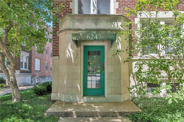 6247 N Rosebury 1 W, St Louis, MO 63105 (#21035259) :: Clarity Street Realty