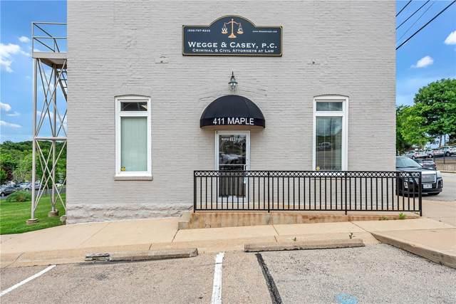 411 Maple Street, Hillsboro, MO 63050 (#21035283) :: Reconnect Real Estate