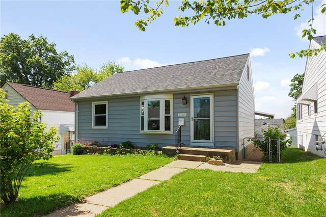 5254 Fairview Avenue, St Louis, MO 63139 (#21035311) :: Clarity Street Realty