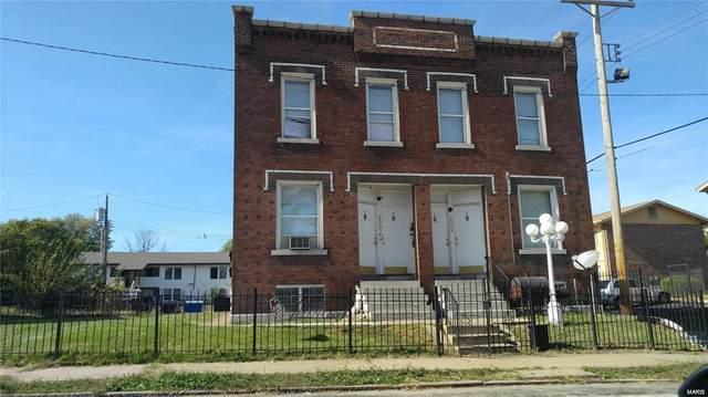 4037 Pleasant Street, St Louis, MO 63107 (#21035319) :: Jenna Davis Homes LLC