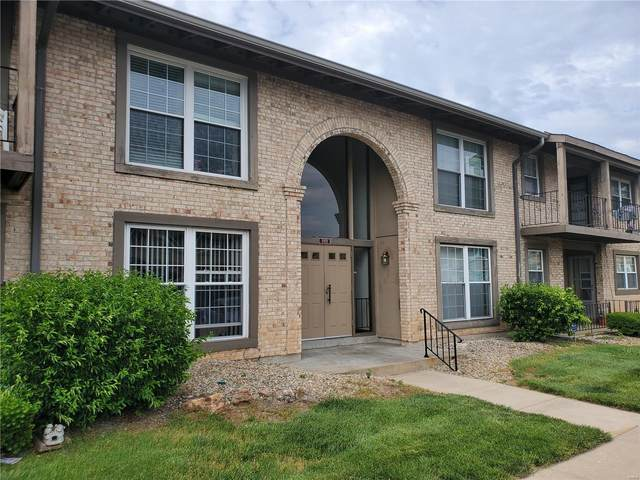 3159 Carefree H, Florissant, MO 63033 (#21035322) :: Parson Realty Group
