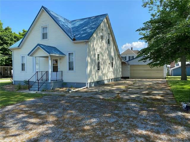509 E Cedar Street, New Baden, IL 62265 (#21035339) :: Parson Realty Group