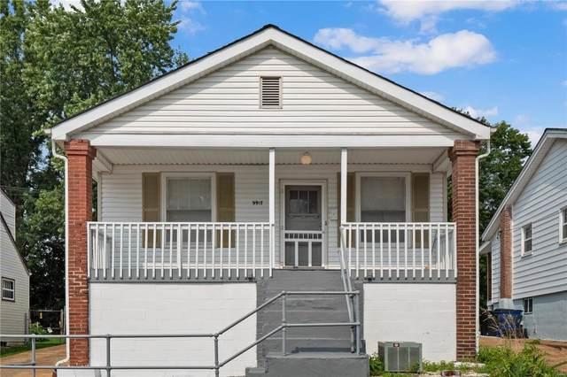 9917 Lark Avenue, St Louis, MO 63125 (#21035344) :: Mid Rivers Homes