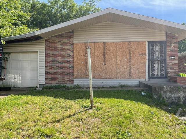 4414 Carter Avenue, St Louis, MO 63115 (#21035396) :: Parson Realty Group