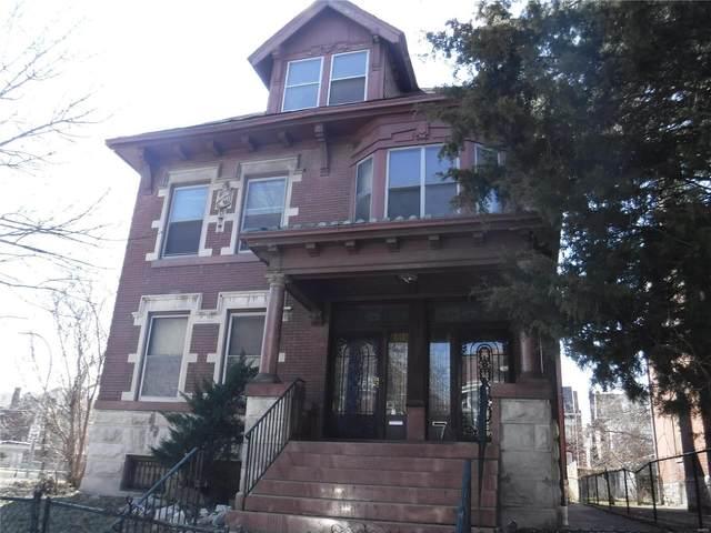 3204 Greer Avenue, St Louis, MO 63107 (#21035440) :: Jenna Davis Homes LLC