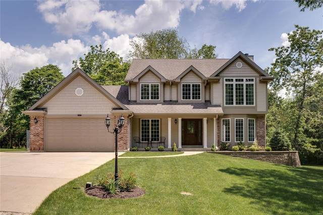2117 Susan Place, Pacific, MO 63069 (#21035457) :: Parson Realty Group