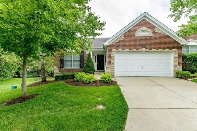 621 W Falls Court, O'Fallon, MO 63368 (#21035471) :: The Becky O'Neill Power Home Selling Team