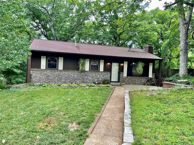 4251 Oakcrest Drive, House Springs, MO 63051 (#21035590) :: Parson Realty Group