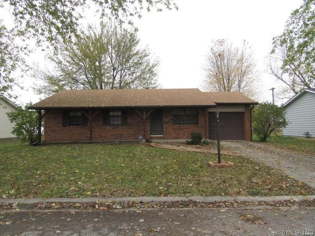 231 Perrottet Drive, Mascoutah, IL 62258 (#21036623) :: Fusion Realty, LLC