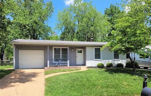 1831 San Pedro Lane, Fenton, MO 63026 (#21036627) :: The Becky O'Neill Power Home Selling Team