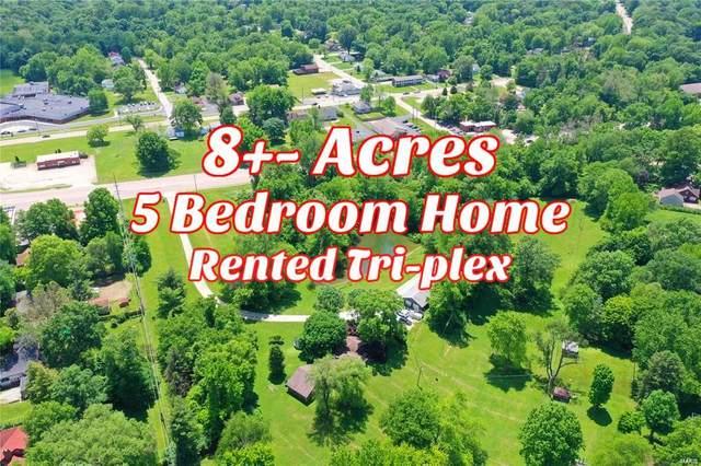 10025 St Clair Avenue, Fairview Heights, IL 62208 (#21036680) :: Jenna Davis Homes LLC