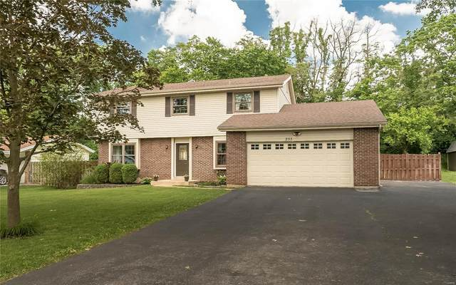 293 Amber Jack, Ballwin, MO 63021 (#21036793) :: St. Louis Finest Homes Realty Group