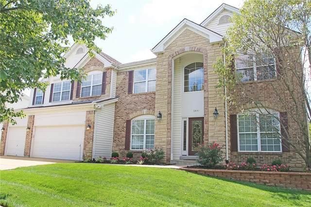 13141 Bellerive Farm Drive, St Louis, MO 63141 (#21036824) :: Parson Realty Group