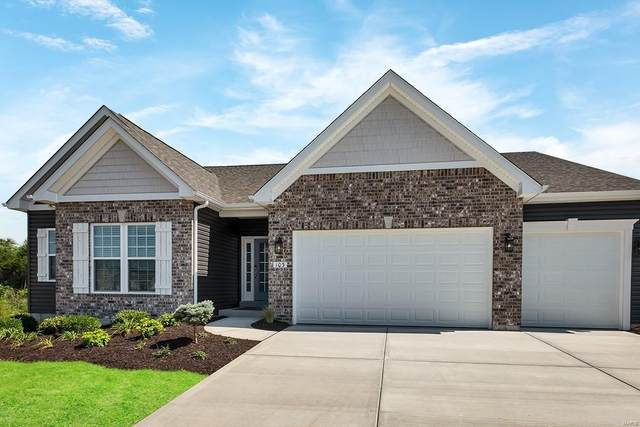 1011 Wyndgate Meadows Court, Lake St Louis, MO 63367 (#21036833) :: Kelly Hager Group   TdD Premier Real Estate