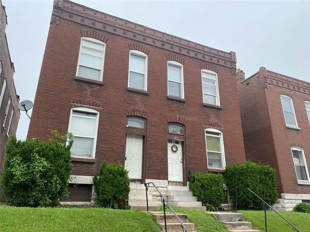 3521 Miami St, St Louis, MO 63118 (#21036845) :: RE/MAX Professional Realty