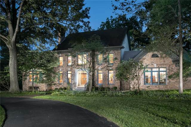 12800 Sheffield Estate Court, Creve Coeur, MO 63141 (#21036863) :: Clarity Street Realty