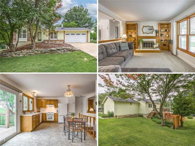 37 Red Mill Court, Saint Peters, MO 63376 (#21036872) :: St. Louis Finest Homes Realty Group
