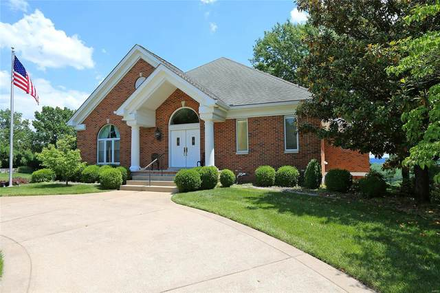 6922 Christopher Drive, St Louis, MO 63129 (#21036874) :: Clarity Street Realty