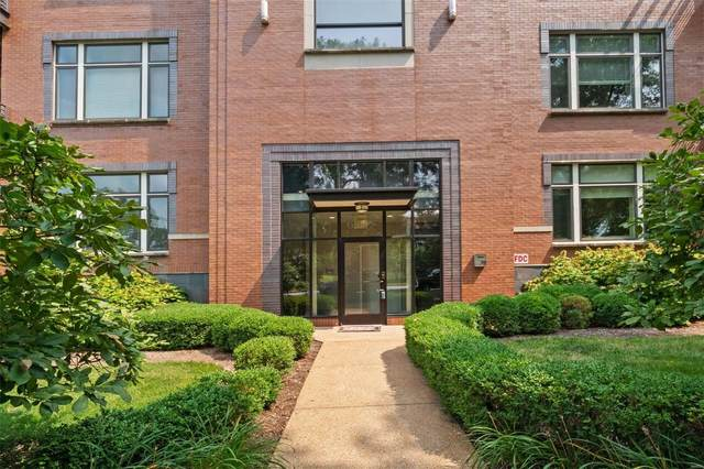 6615 Alamo Avenue 1C, Clayton, MO 63105 (#21036930) :: St. Louis Finest Homes Realty Group