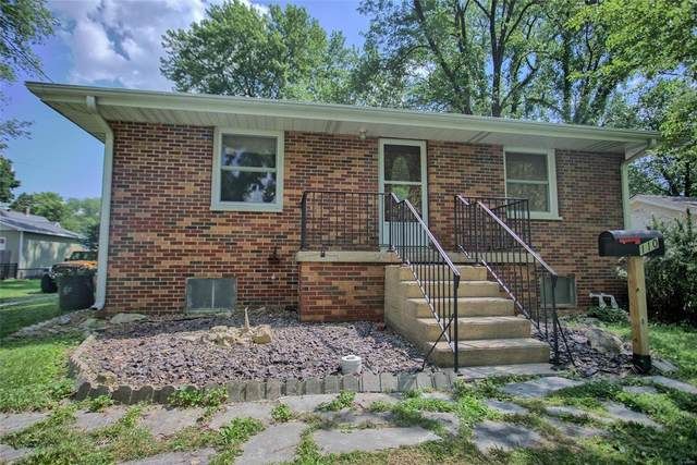 110 Franklin Avenue, Edwardsville, IL 62025 (#21037005) :: Hartmann Realtors Inc.