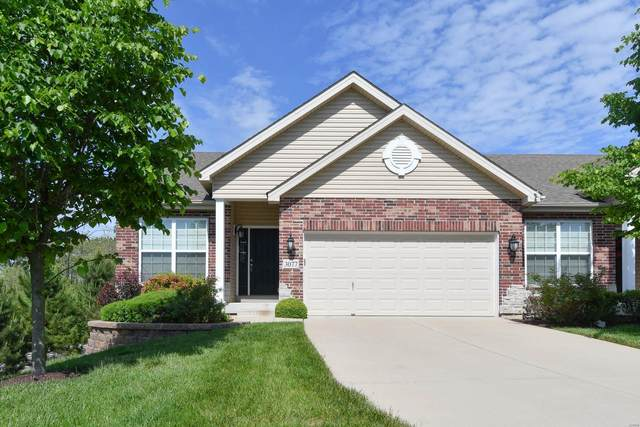 3077 Arbor Station Court, Ballwin, MO 63021 (#21037055) :: Parson Realty Group