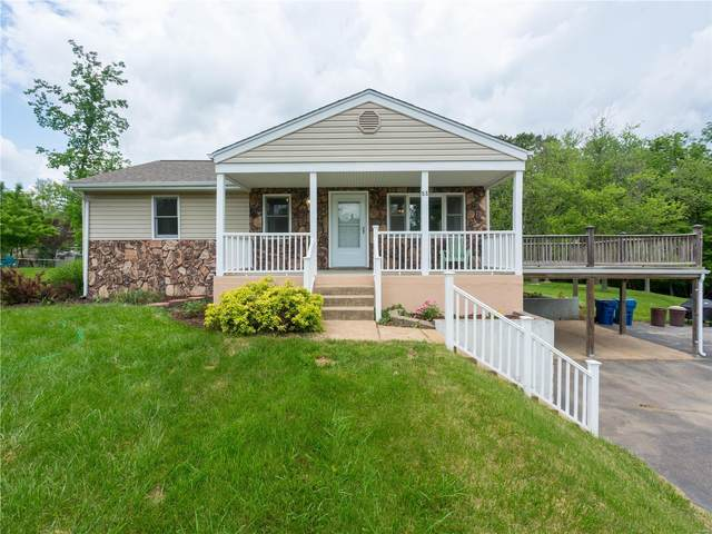 88 Vesper Drive, Ellisville, MO 63011 (#21037070) :: The Becky O'Neill Power Home Selling Team