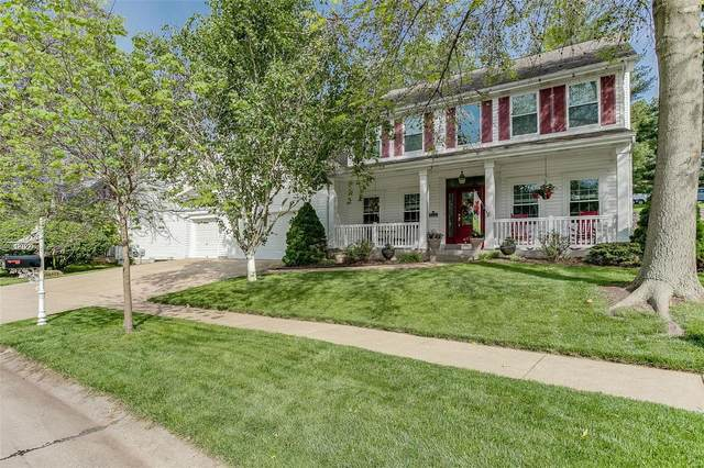 12192 Rule Place Lane, Maryland Heights, MO 63043 (#21037116) :: RE/MAX Vision