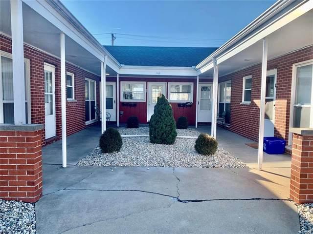 149 Haller Avenue #4, East Alton, IL 62024 (#21037120) :: Matt Smith Real Estate Group