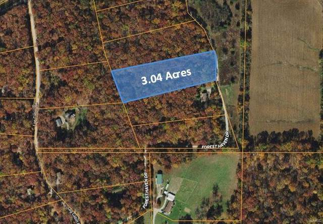 0 Forest Haven Drive, Wright City, MO 63390 (#21037150) :: Realty Executives, Fort Leonard Wood LLC