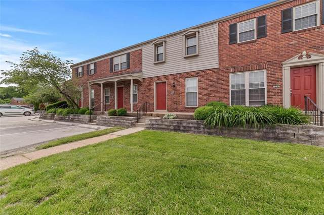 1203 Clarkson Court #1203, Ellisville, MO 63011 (#21037152) :: The Becky O'Neill Power Home Selling Team