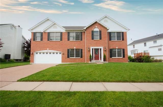 2911 Sandtrap Drive, Dardenne Prairie, MO 63368 (#21037163) :: Kelly Hager Group | TdD Premier Real Estate